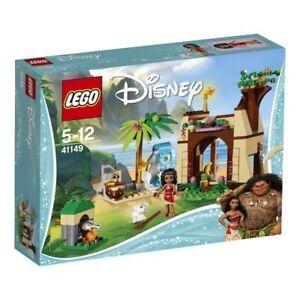 2019 Nouveau Style Lego 41149 Disney Princess L'avventura Sull'isola Di Vaiana Moana Oceania 2017 ArôMe Parfumé