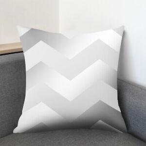 Gray-Square-Geometric-Pattern-Cushion-Cover-Pillow-Case-Home-Sofa-Decor-45-45CM