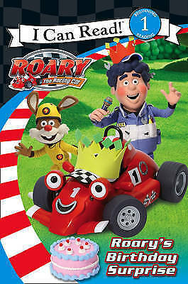 Roary the Racing Car – Roary's Birthday Surprise: I Can Read!, , Very Good Book