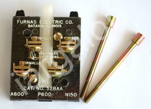 Furnas Contact Board 52 BAA 52BAA Series B NEW