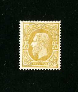 Belgium Stamps 37 Superb Og Lh Scott Value 165 00 Ebay