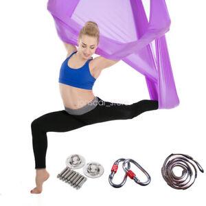 yoga swing aerial hammock trapeze inversion antigravity