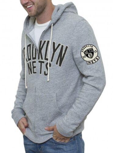 Brooklyn Nets Half Time Full Zip Hoodie