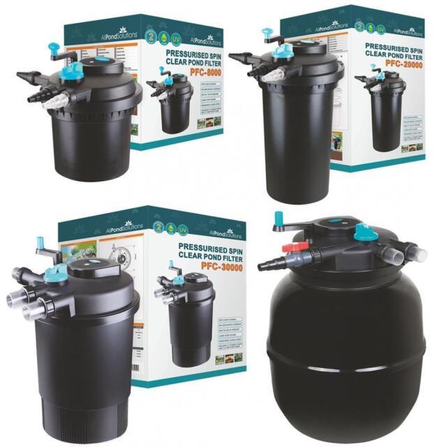 Pondxpert spinclean 30000 Pond Filtre with 36 W Intergrated UV