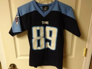 Image is loading Vintage-Logo-Athletic-Frank-Wycheck-89-Tennessee-Titans- ca15dabbf