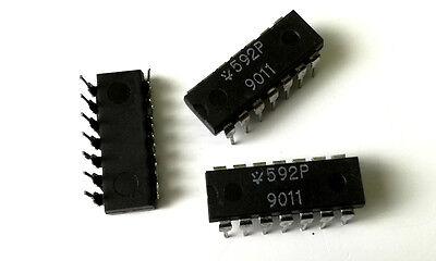 592P (NE592N) Video Amplifier (5 pieces)