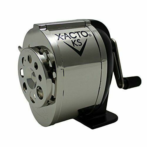 Silver//Black Details about  /X-ACTO Ranger 1031 Wall Mount 4-1//4 L x 2-3//4 W x 4-3//4 H in