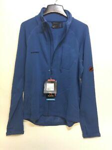 cheap for discount d5152 f7007 Details about Mammut Fleece Jacket Aconcagua Men's Polartec Power Stretch  Midlayer NEW XL