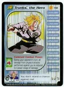 Dragon Ball Z CCG Hercule Lvl 3 Foil Unlimited! Buu Saga!!