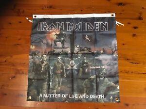 Iron-maiden-Heavy-metal-man-cave-rock-concert-poster-megadeath-korn-metalica