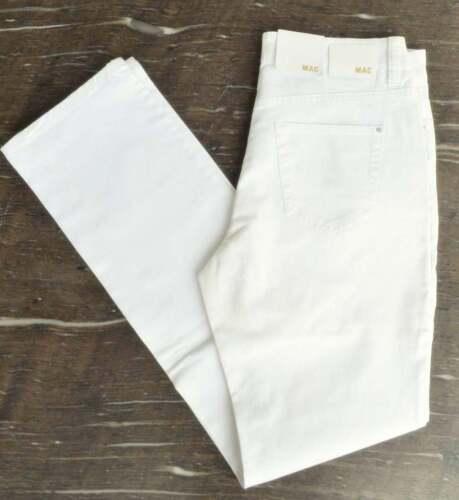 Fit Mac Nouveau Denim L34 44 Gr Stretch Jeans Angela Blanc Blanc Slim OHPvq4UO