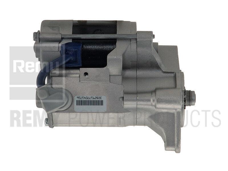 Starter Motor-Eng Code: 4AGELC Remy 16829 Reman
