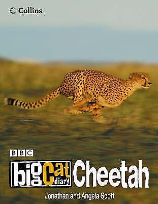 Cheetah (Big Cat Diary)-ExLibrary