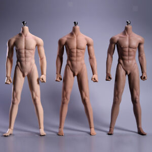 1-6-Scale-Action-Figure-Muscle-Male-Stainless-Steel-Body-Fit-Hot-Toy-Head-Sculpt