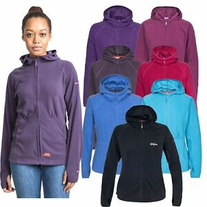 Trespass-Marathon-Womens-Plain-Jumper-Long-Sleeve-Hiking-Lightweight-Fleece