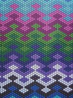 Blanket Chevron Beads Beaded Design Michael Miller Mark Hordyszynski Fabric Yard