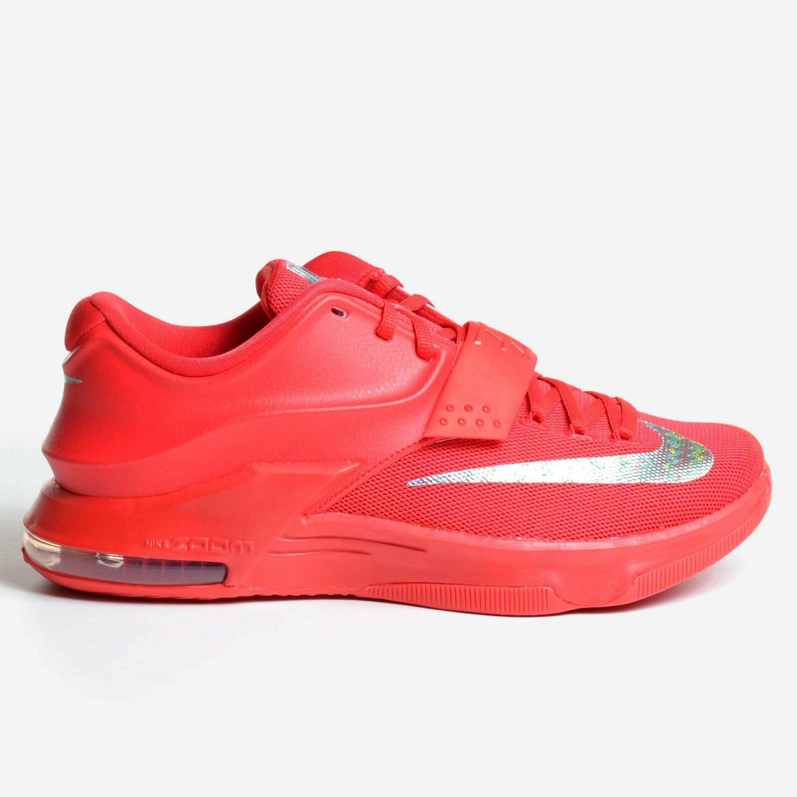 Nike Kd Global 7 EP Global Kd Game 2018 Action Rojo Plata XDR VII Basketball DS 653997-660 d56194