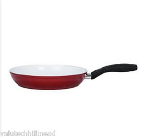 Jml Ceracraft Ceramic Frying Pan Red 24cm Ebay