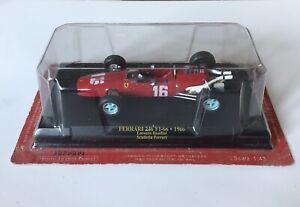 Ferrari-F1-Collection-1-43-246-Lorenzo-Bandini-1966-NO-Spark-Minichamps