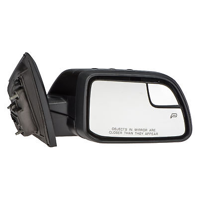 New Door Mirror Glass Replacement Passenger Side For Ford Edge 09-11