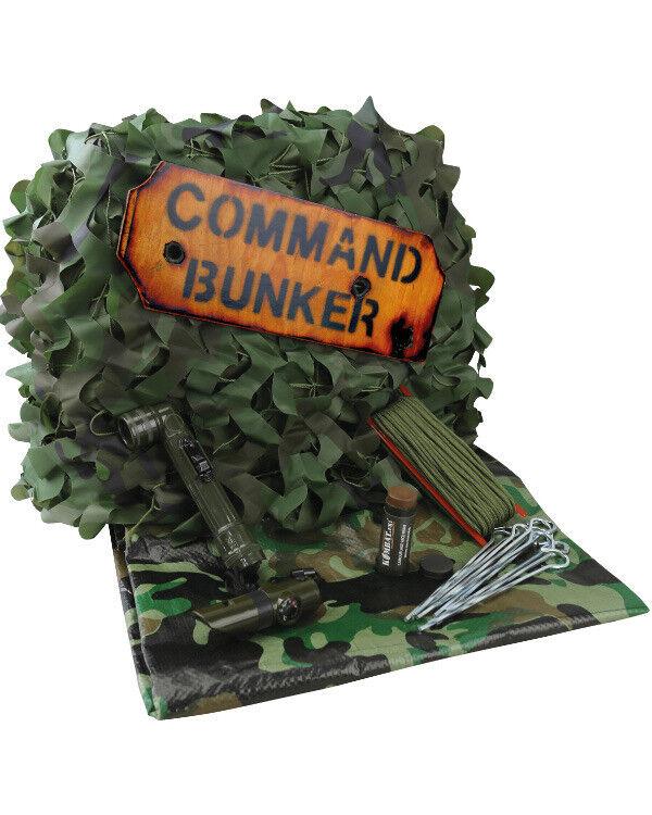 Kinder kommando - bunker setzen
