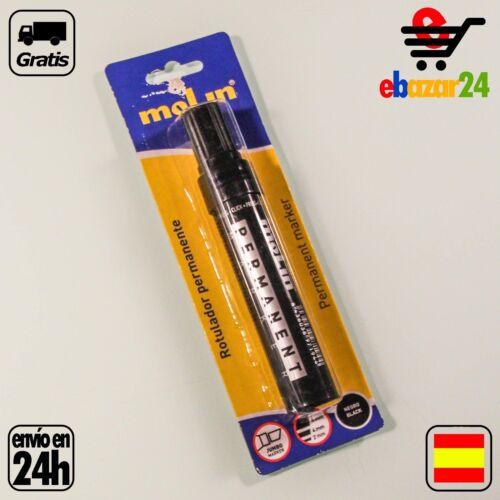 ROTULADOR PERMANENTE JUMBO 8 4 2 mm NEGRO GORDO *Envío GRATIS desde España*