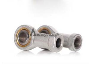SI6T//K Female Right Hand Threaded Rod End Joint Bearing 6mm Ball JointS!