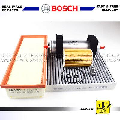 Bosch Service Kit VW T6 2.0TDI 2016 /> Huile Air Carburant Carbone Cabine Filtre Sump Plug