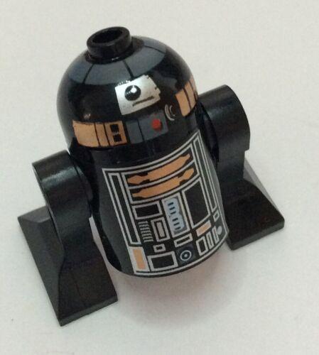 Details about  /Lego Star Wars Minifigures Black Astromech  Droid
