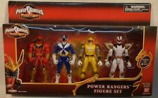 Power Rangers Mystic Force Exclusive 4 Pack White Dino Thunder,Ninja Storm MISB