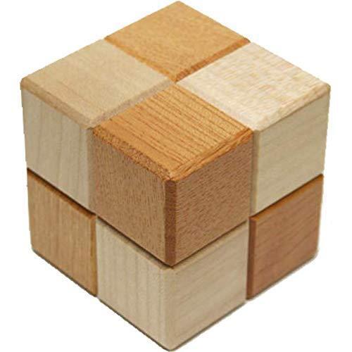 Giapponese hndmade KARAKURI Cubo Box