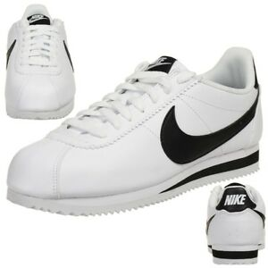 ed0ceb8e504482 Nike Classic Cortez Leather Women s Sneakers Lifestyle Shoes 807471 ...