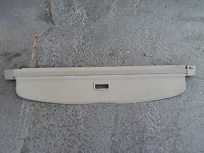 98-05 VOLKSWAGEN PASSAT WAGON REAR HATCH TRUNK RETRACTABLE CARGO COVER SHADE OEM