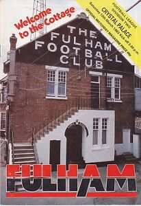FULHAM-V-CRYSTAL-PALACE-2ND-DIVISION-12-3-83