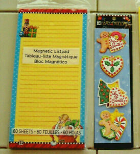 Mary-Engelbreit-Magnetic-Christmas-List-Pad-amp-Dimensional-Stickers