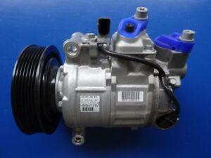 Klimakompressor Kompressor Klimaanlage org. Denso DCP02034 für Audi A4 8EC B7 A8
