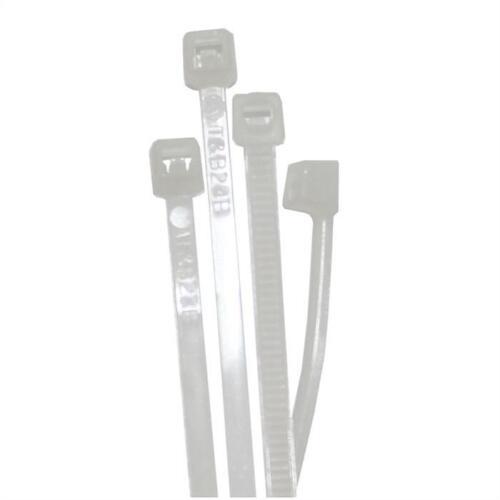 100x Fascette per cavi 250 x 2,8mm; qualità industriale