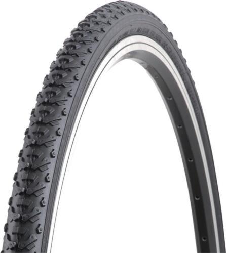 """2 X Kenda Kross Cyclo K161 24/"""" X 1 3//8/"""" 37-540 Bike Cycle Wire Tyre Black KT06B"""