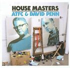 House Masters [Digipak] by ATFs/David Penn/ATFC (CD, Oct-2009, 2 Discs, Defected)