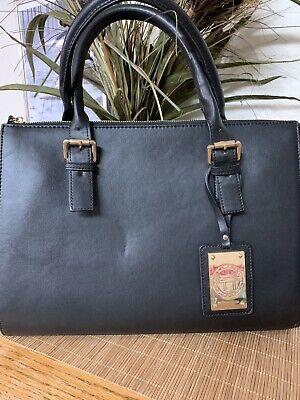 Jack French London Kennington Plum Ladies Handbag RRP £215