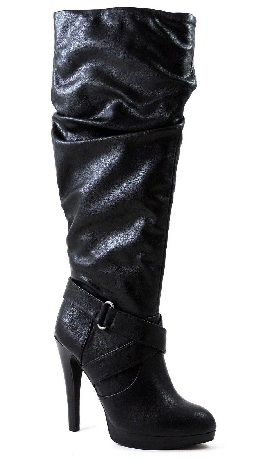Inc International Concepts Women's Petra Knee High Slouchy Boots 5.5