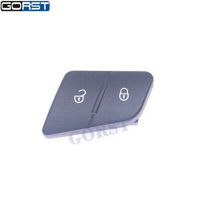 ZXC Auto Parts Car Driver Side Door Lock//Unlock Switch for Volkswagen VW Passat B6 2006-2010 Black