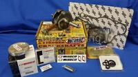 Hot Rods Wiseco Top + Bottom End Rebuild Kit 04-05 Yfz450 Atv Piston Crankshaft