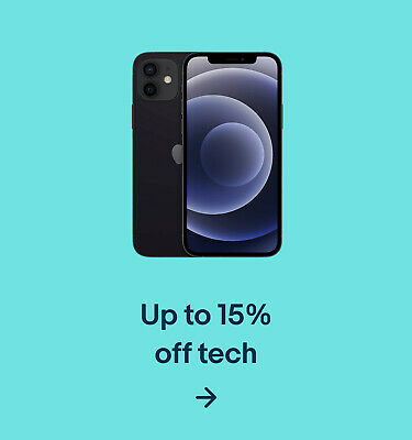 Up to 15% off tech