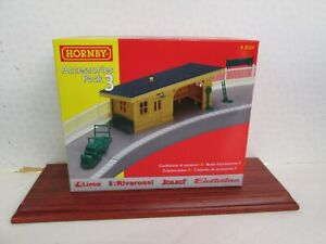 HORNBY-OO-Gauge-Accessories-Pack-3-R8229