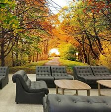 3D Forest Path G248 Business Wallpaper Wall Mural Self-adhesive Commerce An