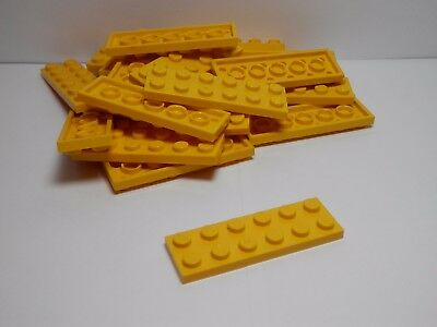 LEGO-NEW-ORANGE-#3795-2 x 6 PLATE-25 PIECES