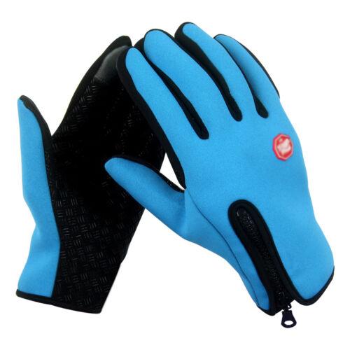 Touch Screen Waterproof Outdoor Driving Ski Sport Gloves Men Women Winter Gloves