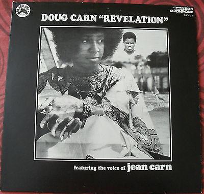 "DOUG CARN ""REVELATION""  FEATURING VOICE OF JEAN CARN - BLACK JAZZ 1997"