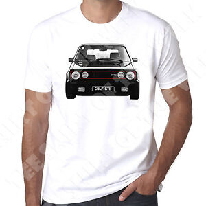 a437ca6d1 Image is loading Personalised-number-plate-option-Mk1-Golf-Gti-mens-